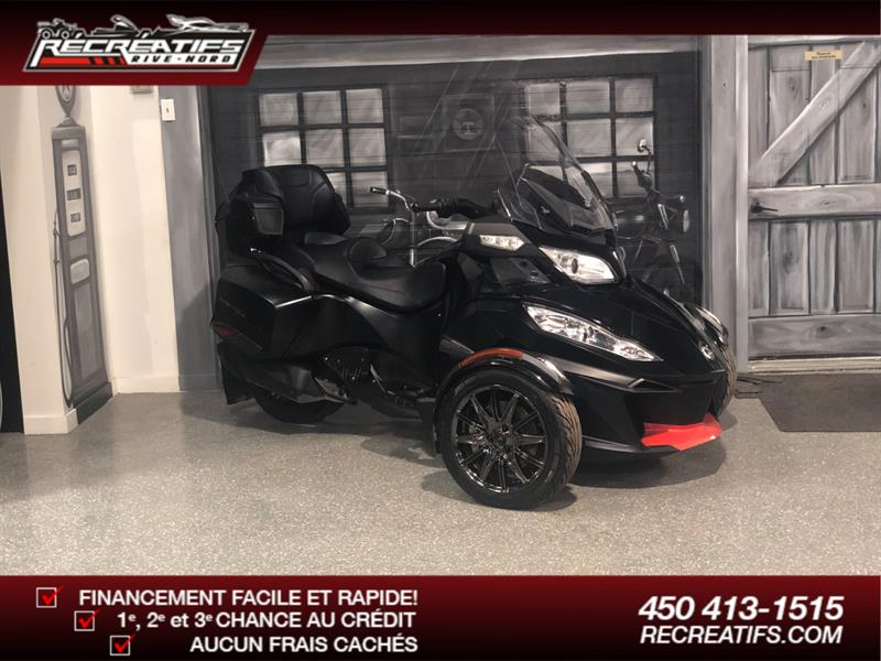 Can-am Spyder RT-S 2016