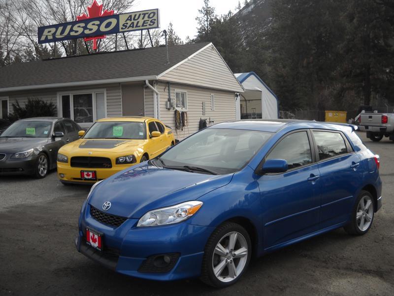 2010 Toyota Matrix XR 151 KMS  #3461