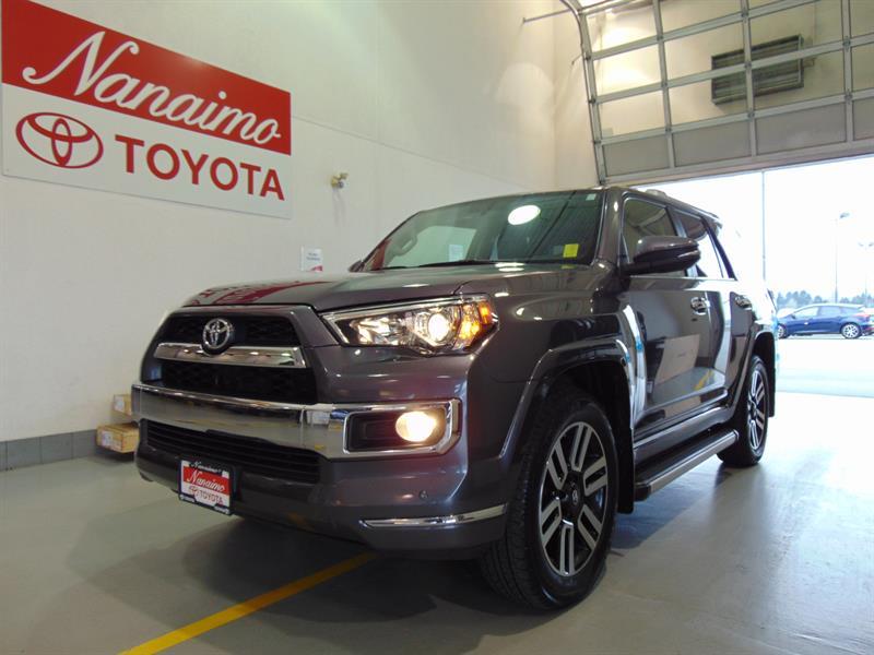 2016 Toyota 4Runner 4WD V6 Limited 7-Passenger #21967AH