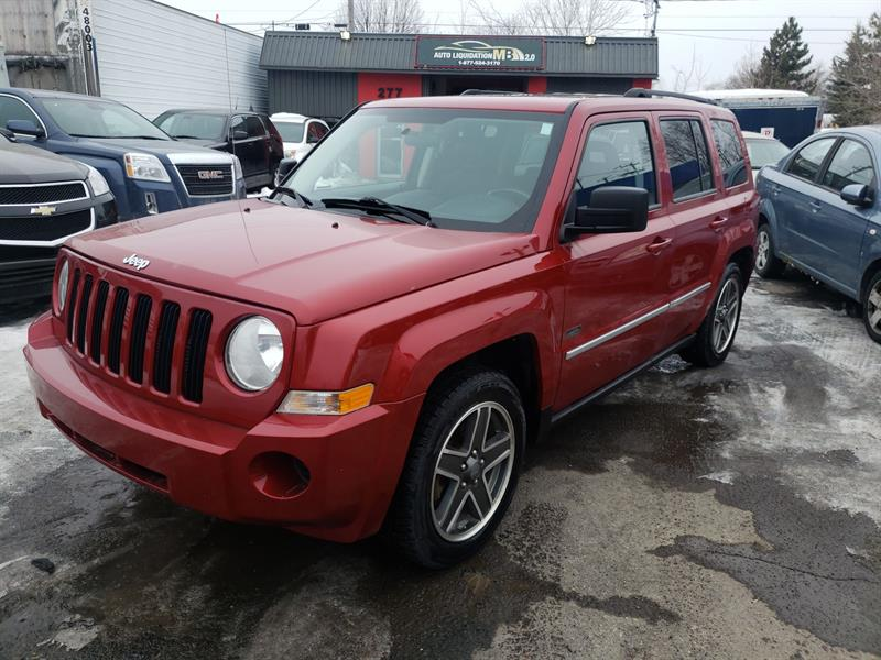 Jeep Patriot 2009 4WD 4dr #122