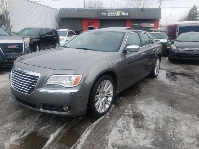 Chrysler 300 2011 4dr Sdn Limited RWD #749