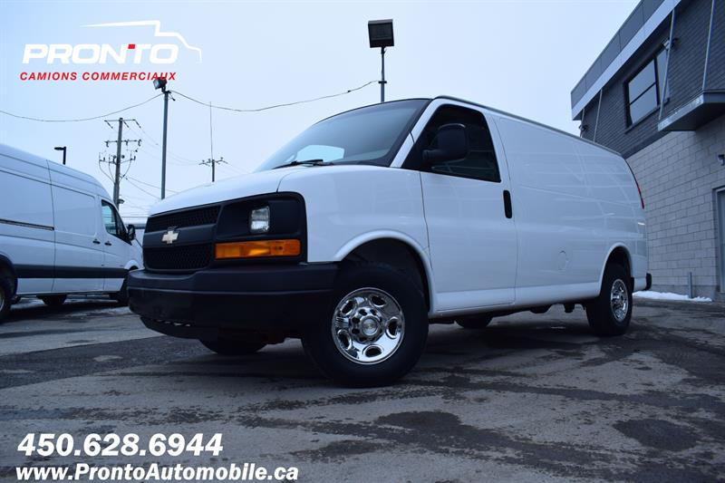 Chevrolet Express Cargo Van 2012 2500 ** Voir équipement **  #1237