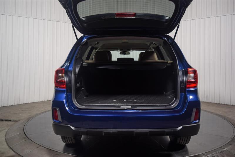 Subaru Outback 8