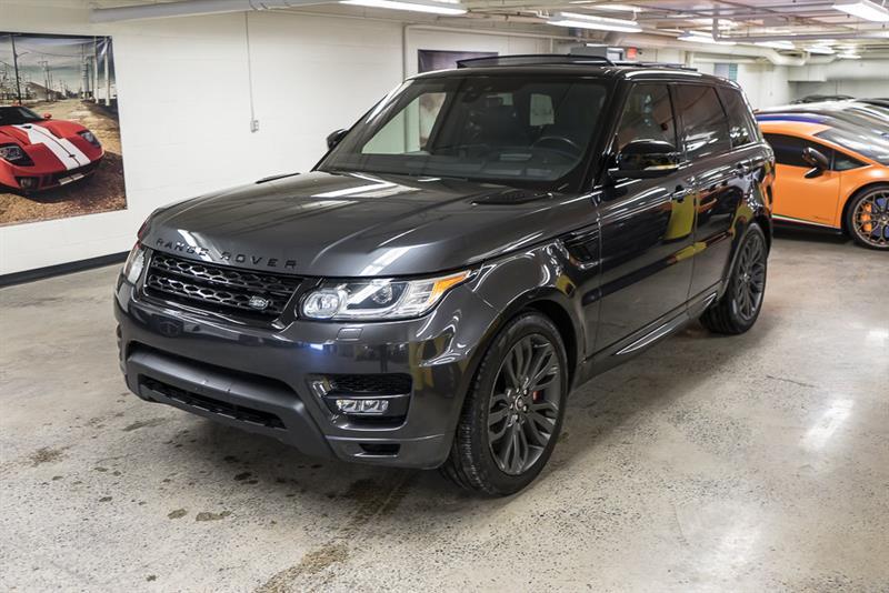 Land Rover Range Rover Sport 2017 #p16385