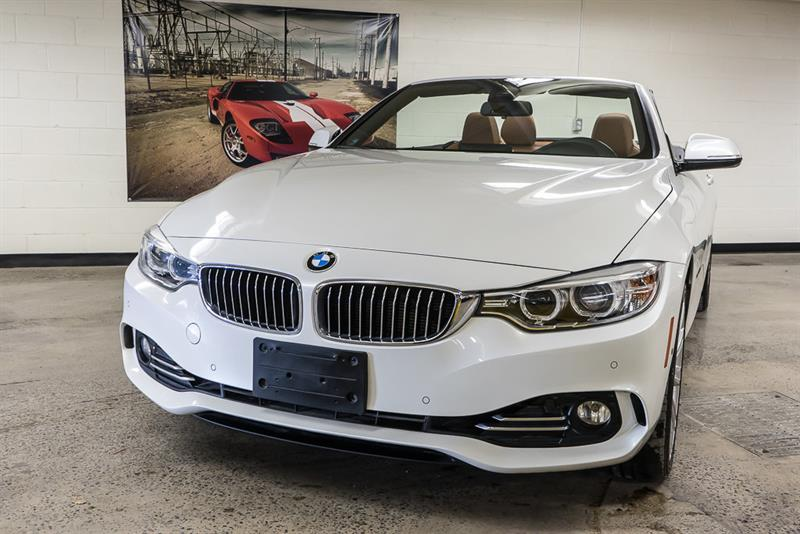 2015 BMW 4 Series 428i xDrive  Individual Series #P16384
