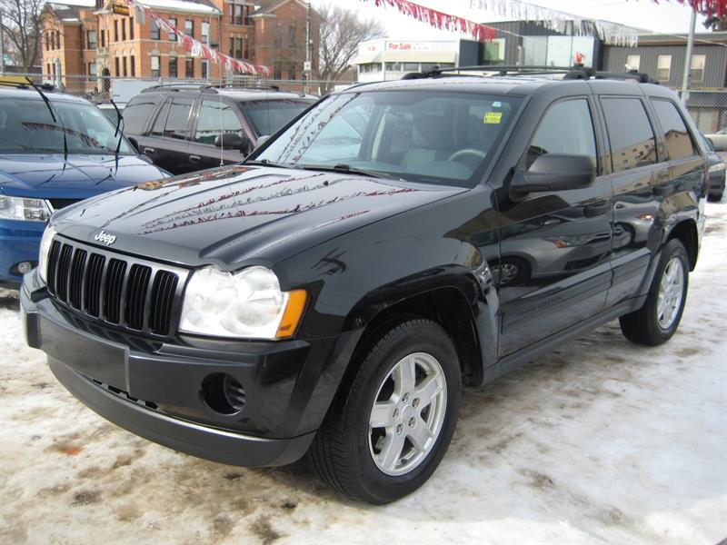 2006 Jeep Grand Cherokee 4dr Laredo #238361