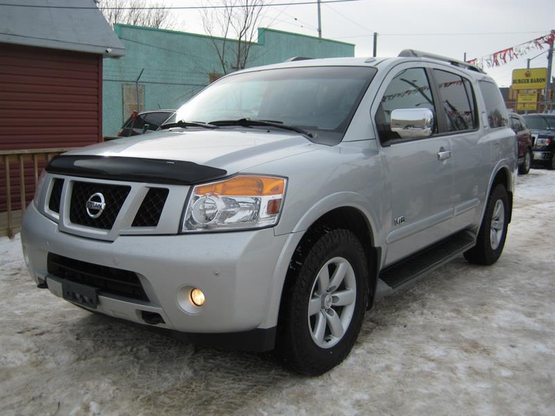 2009 Nissan Armada 4WD SE #608104