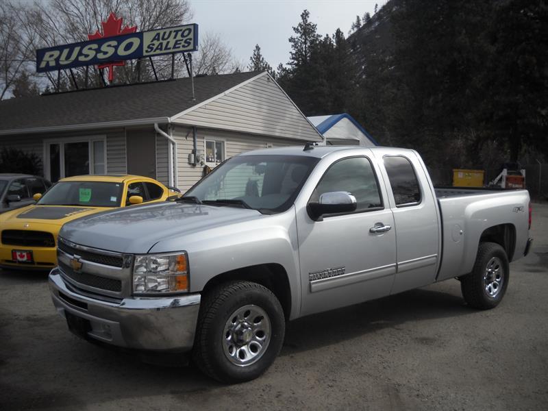 2012 Chevrolet Silverado 1500 LS 4X4....SOLD.... #3466