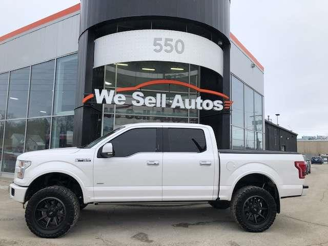 2016 Ford F-150 Limited #19TS98181AA