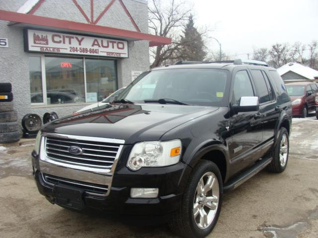 2008 Ford Explorer  4X4 LIMITED