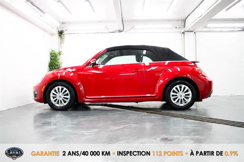 Volkswagen Beetle Convertible 2016