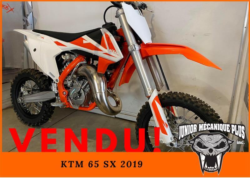 KTM 65 SX 2019