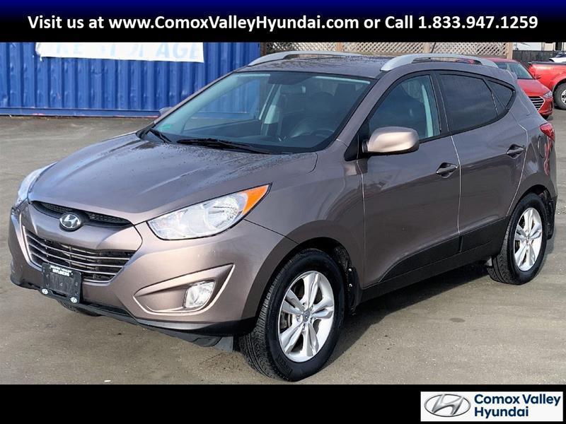 2011 Hyundai Tucson AWD