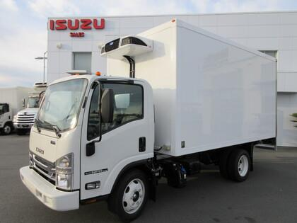 2020 Isuzu NPRXD 16,000 GVW 14Ft Reefer #20071