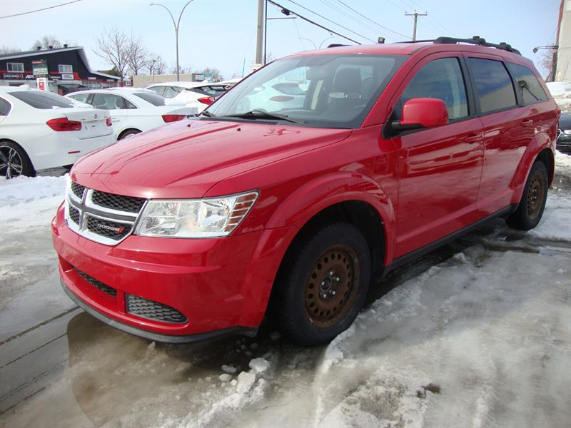 2012 Dodge Journey FWD 7PASS FULLY LOADED MAGS #S58
