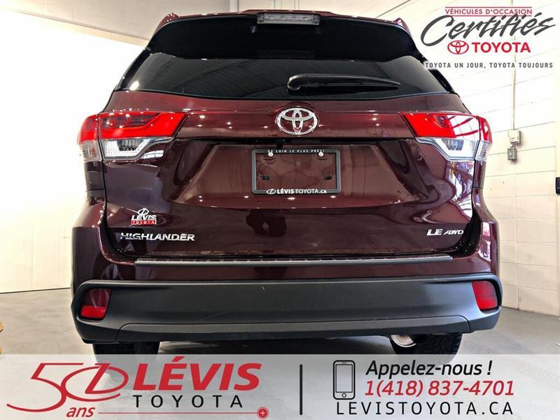 Toyota Highlander 4