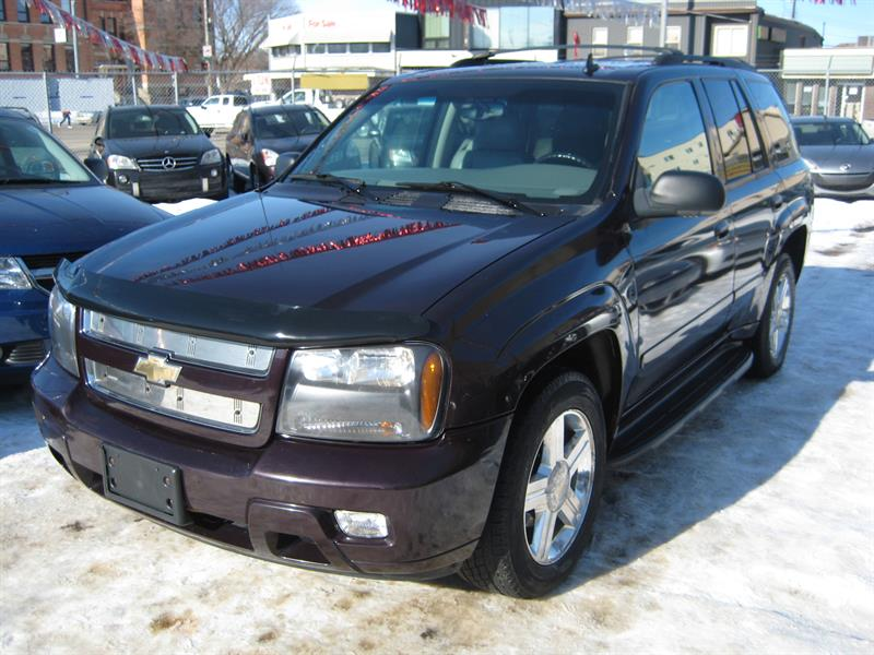 2008 Chevrolet Trailblazer 4X4 #155974