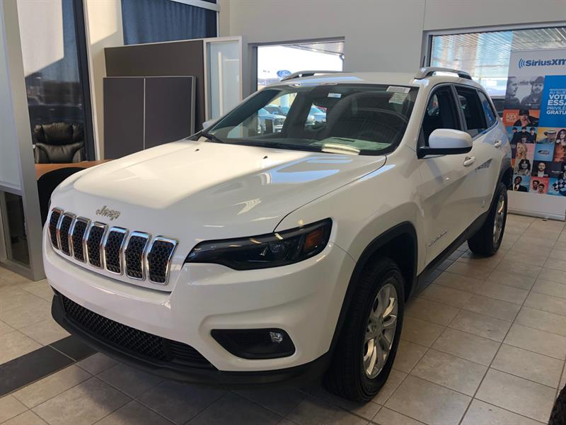 Jeep Cherokee 2019 North 4x4 #39844