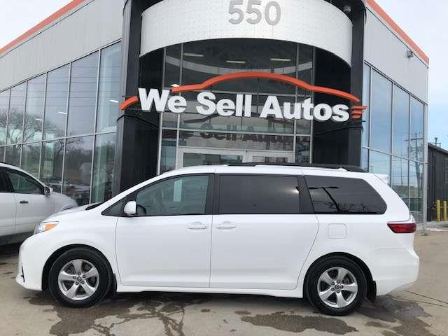 2019 Toyota Sienna LE #19TS96376