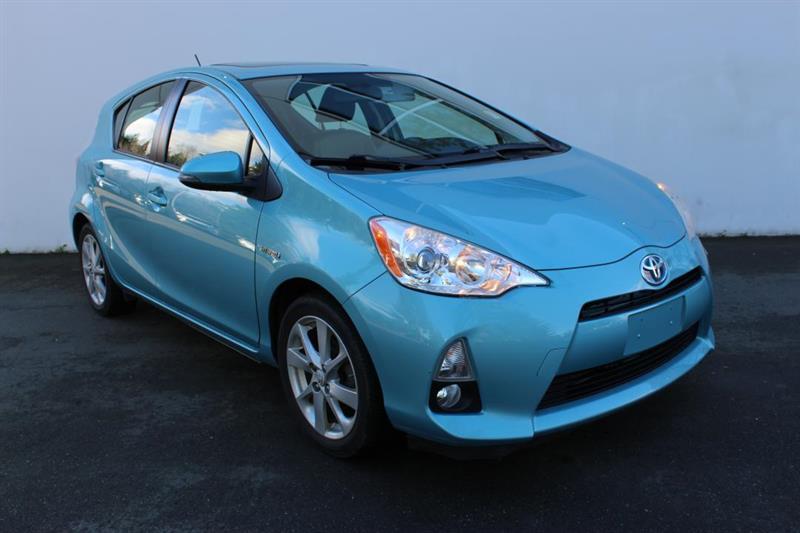 2013 Toyota Prius C HB Technology - SXM, Power Moonroof. #12875A (KEY 41)