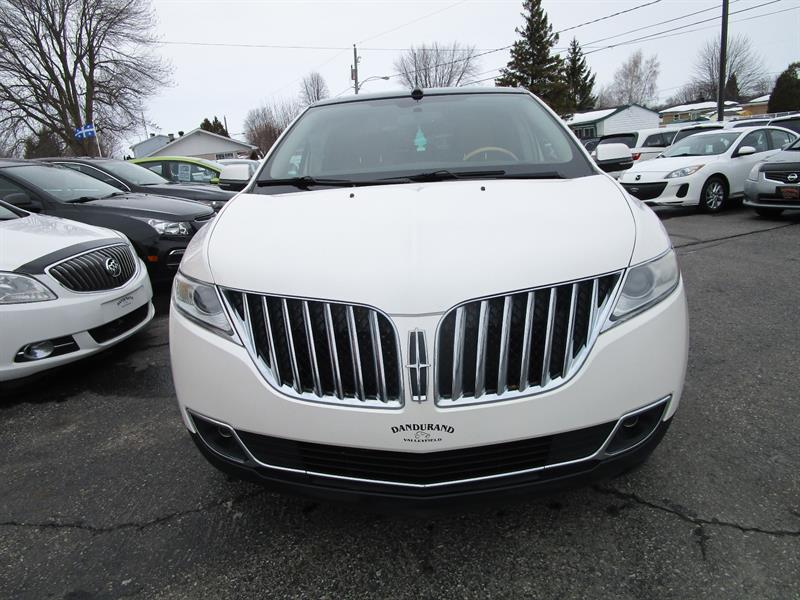 Lincoln MKX 3