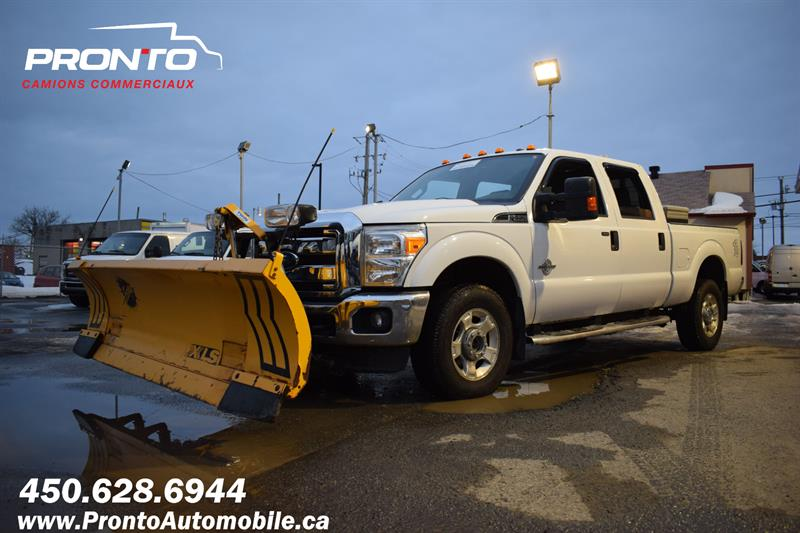 Ford Super Duty F-250 SRW 2015 4WD Crew Cab 6.7 DIESEL ** Pelle Fisher **  #1244