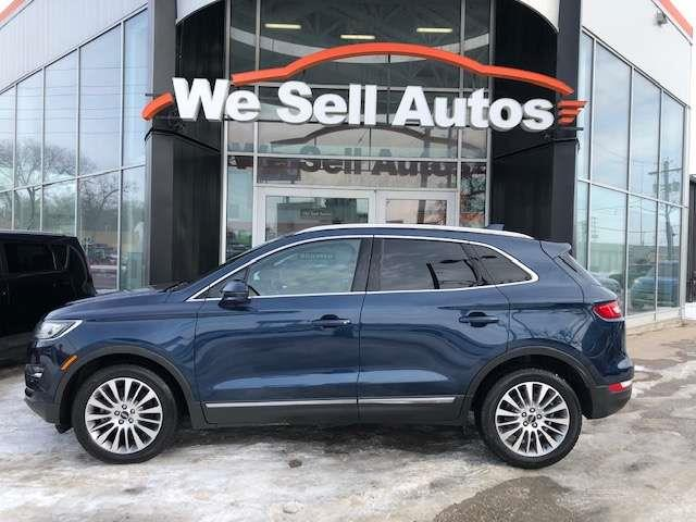 2017 Lincoln MKC Reserve #17LM01319