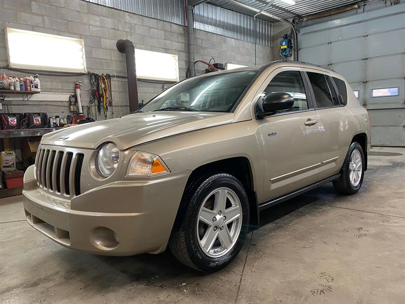 Jeep Compass 2010 4WD 4dr