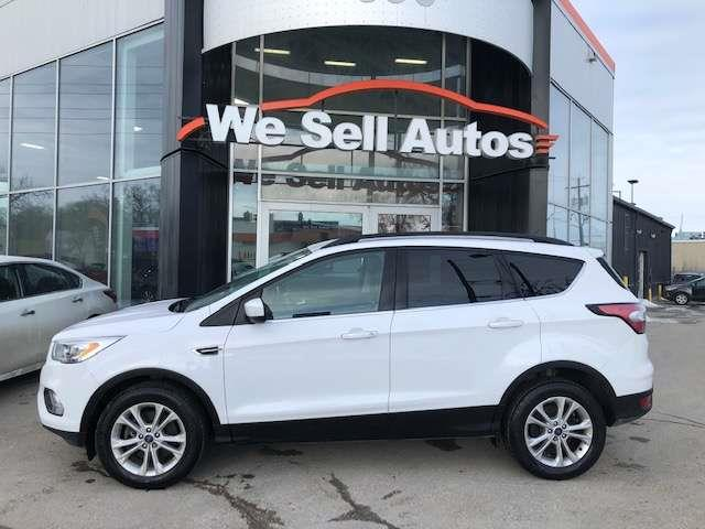 2017 Ford Escape SE #17FE68909