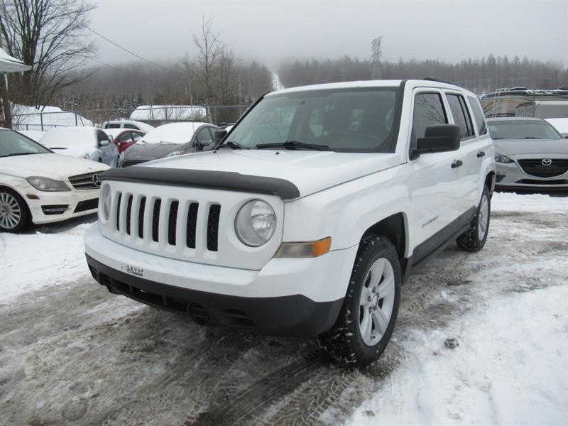 2011 Jeep Patriot 4X4