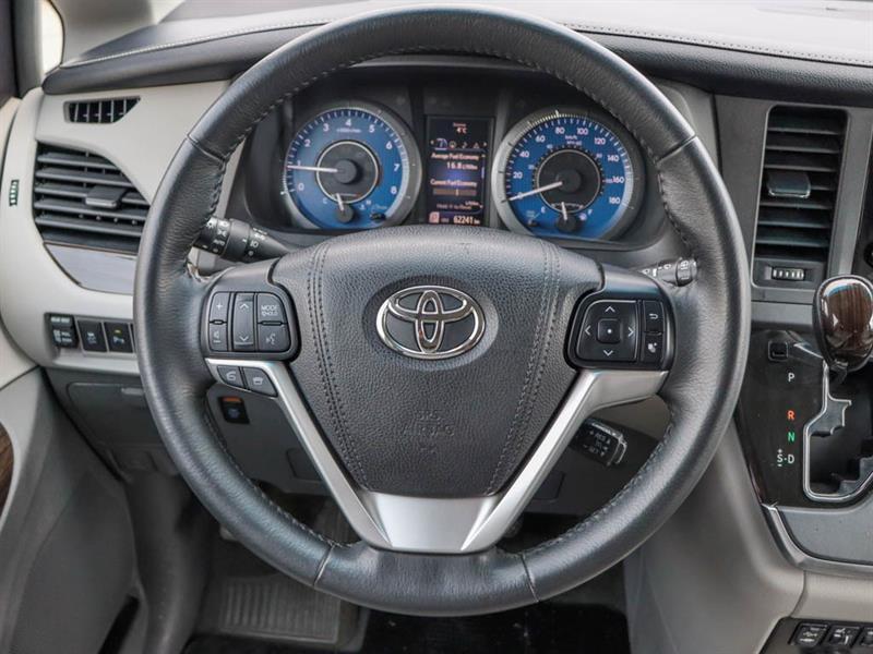 Toyota Sienna 9