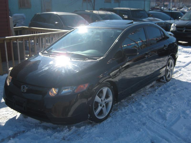 2006 Honda Civic Sdn 4dr EX Auto #000802