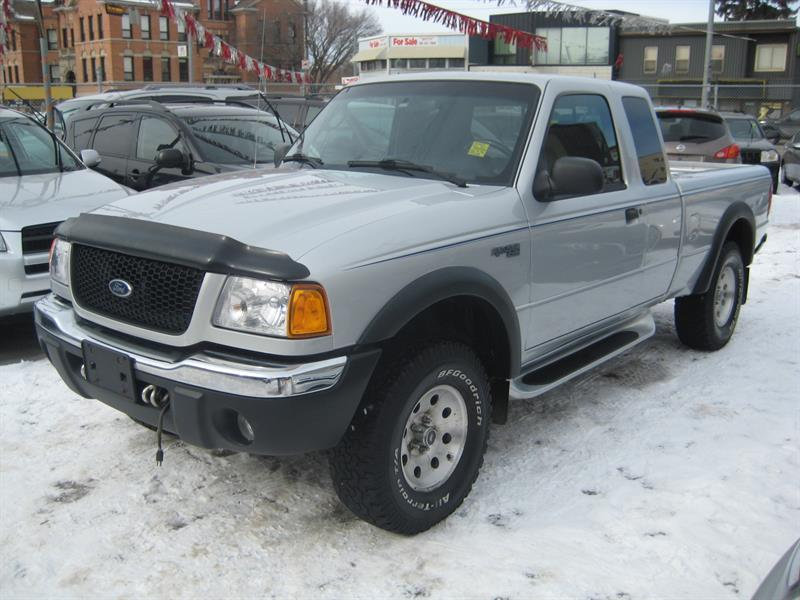 2003 Ford Ranger FX4 Level II Supercab 4WD #A20508