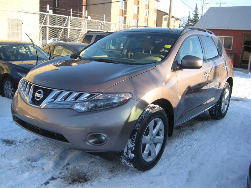 2010 Nissan Murano AWD 4dr #133245