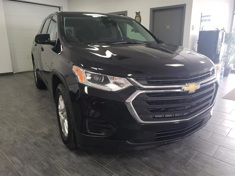 Chevrolet Traverse 2019 AWD LS 8 PASS CAMERA #KJ243870