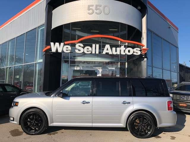 2018 Ford Flex Limited #18FF02208