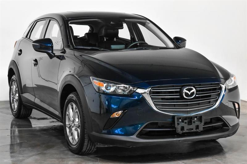 Mazda CX-3 GS LUXURY AWD CUIR TOIT MAGS C 2019