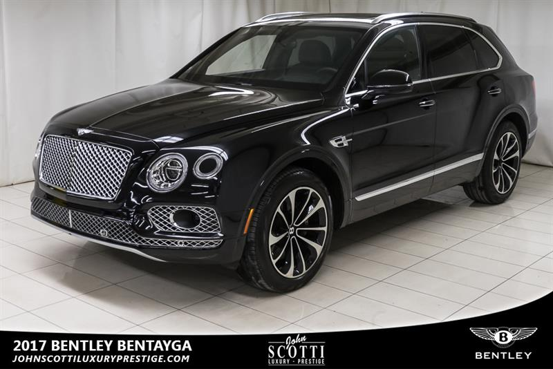 2017 Bentley Bentayga W12 #P16394