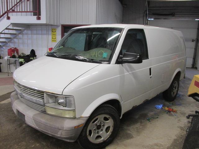 2003 Chevrolet Astro Cargo Van 111.2 WB AWD #1175-1-16