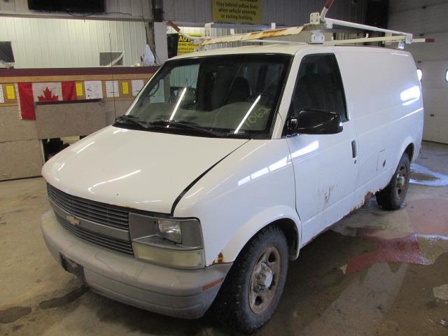 2004 Chevrolet Astro Cargo Van 111.2 WB AWD #1175-1-23