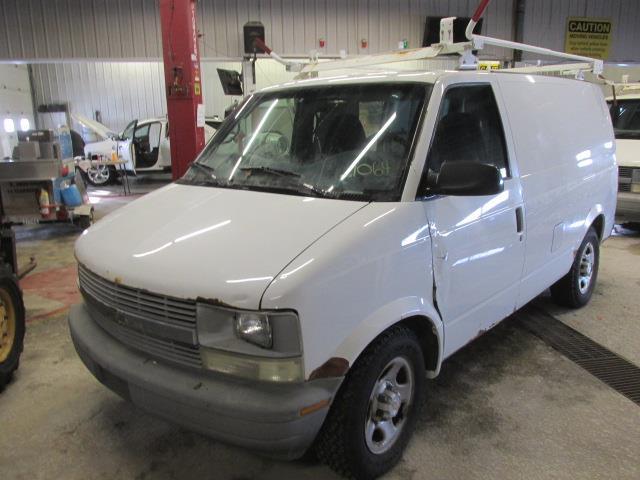 2004 Chevrolet Astro Cargo Van 111.2 WB AWD #1175-1-29
