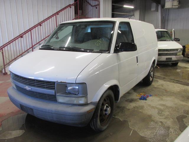 2005 Chevrolet Astro Cargo Van 111.2 WB AWD #1175-1-46