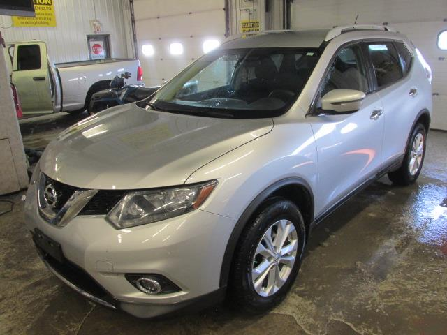 2016 Nissan Rogue AWD 4dr #1175-2-51