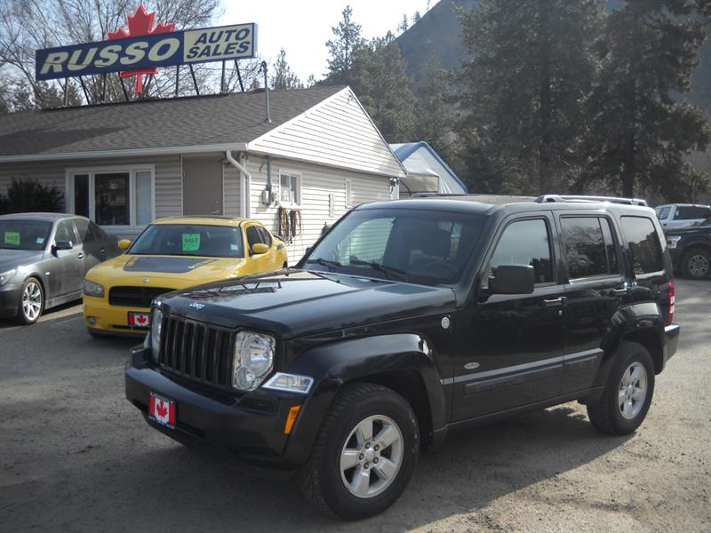 2011 Jeep Liberty NORTH EDITION 4X4 154 KMS #3468