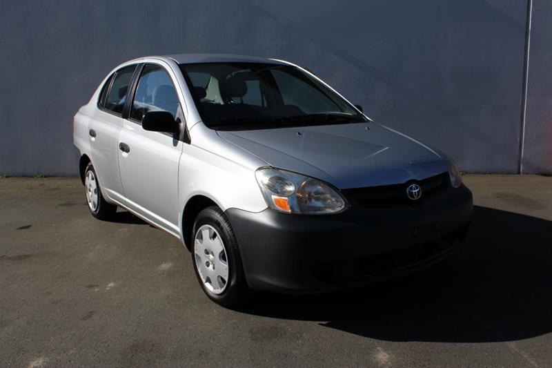 2005 Toyota Echo A/C. 5-Seater. Amazing Gas Mileage! #P2296 (KEY 35)