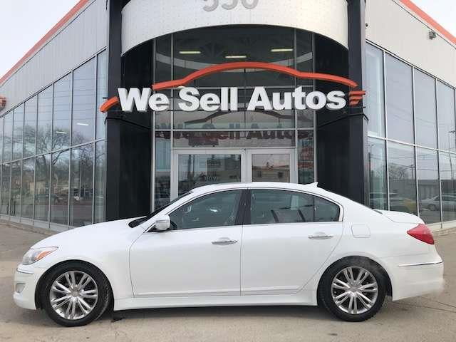 2012 Hyundai Genesis Sedan w/Technology Pkg #13JX75893A