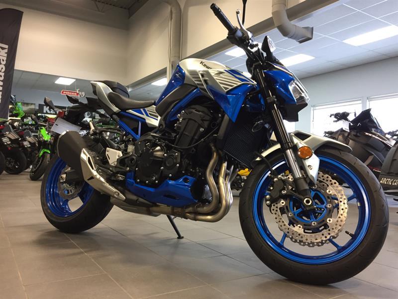 Kawasaki Z900ABS 2020 SE #3829-3830-3831