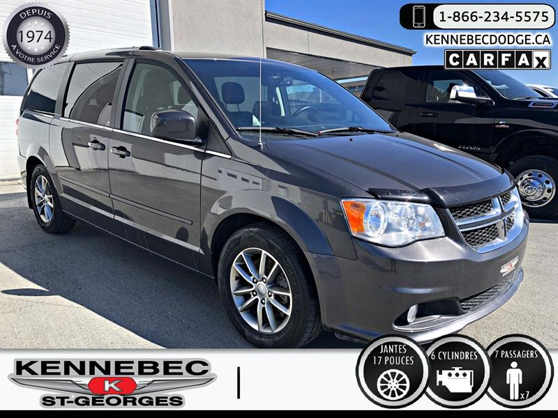 Dodge Grand Caravan 2015 4dr Wgn SXT Premium Plus #39373A