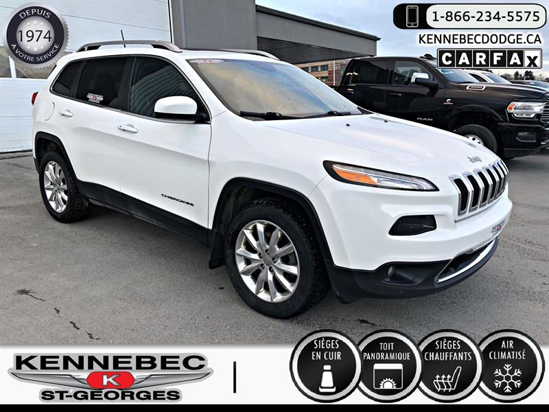 Jeep Cherokee 2016 4WD 4dr Limited #40349D