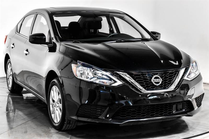 Nissan Sentra SV AC TOIT MAGS 2018
